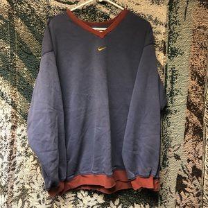Nike Crewneck Sweatshirt Vintage Retro